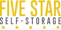 Five Star Self-Storage logo